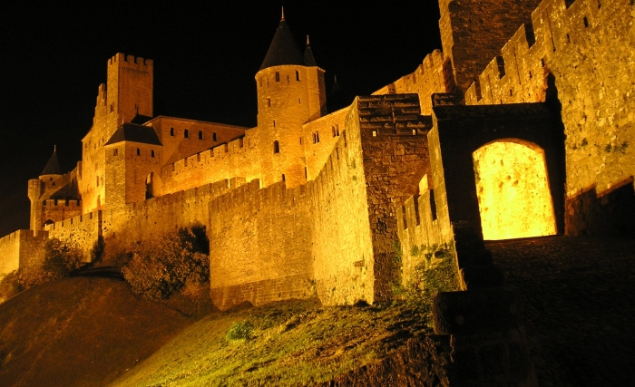 Carcassonne - Hotel De La Cite