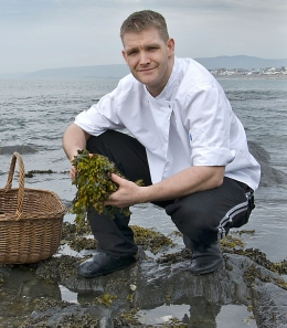 Head chef Shane Hughes