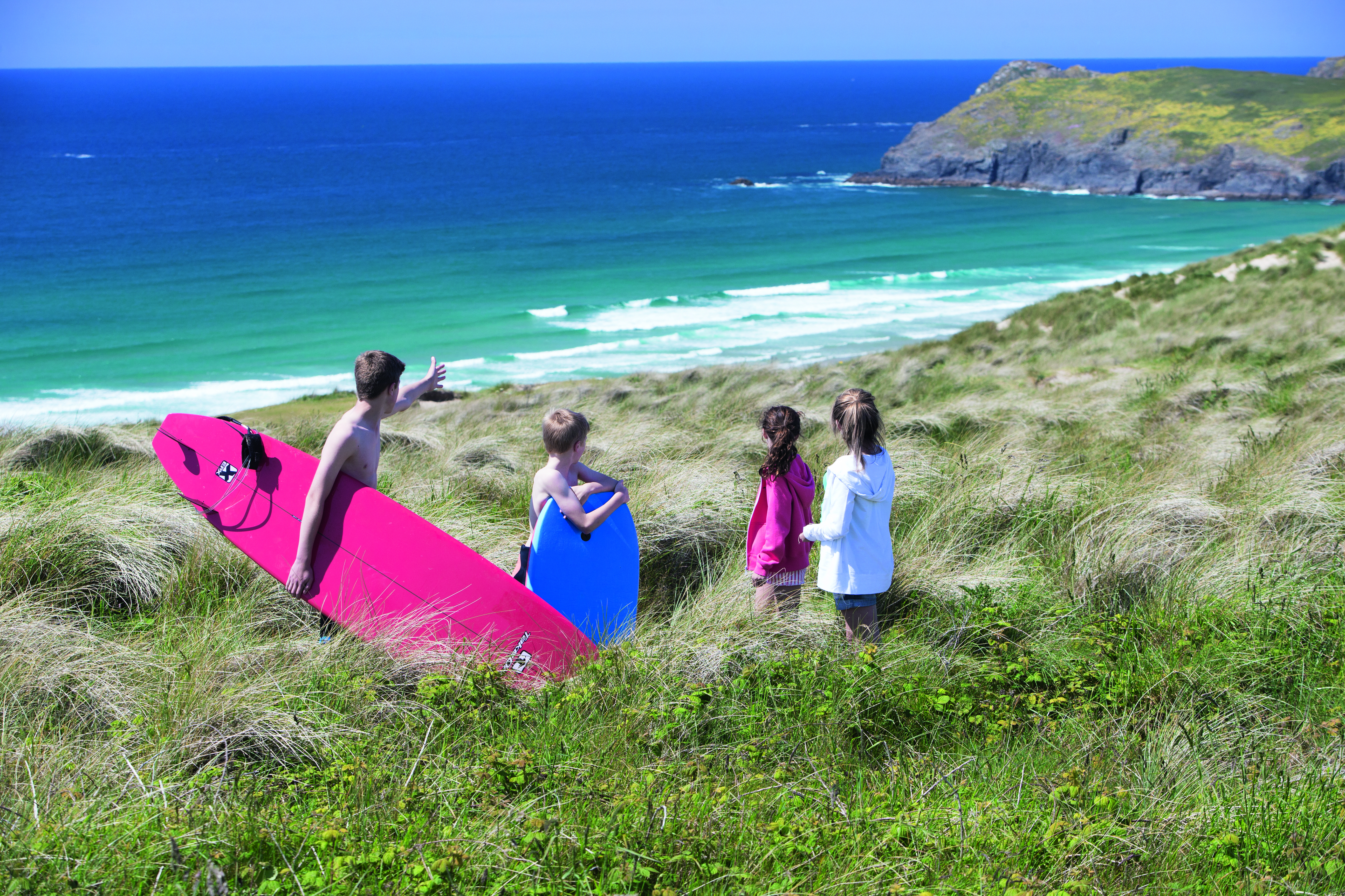 Haven Perran Sands holiday feature by Adrian Caffery