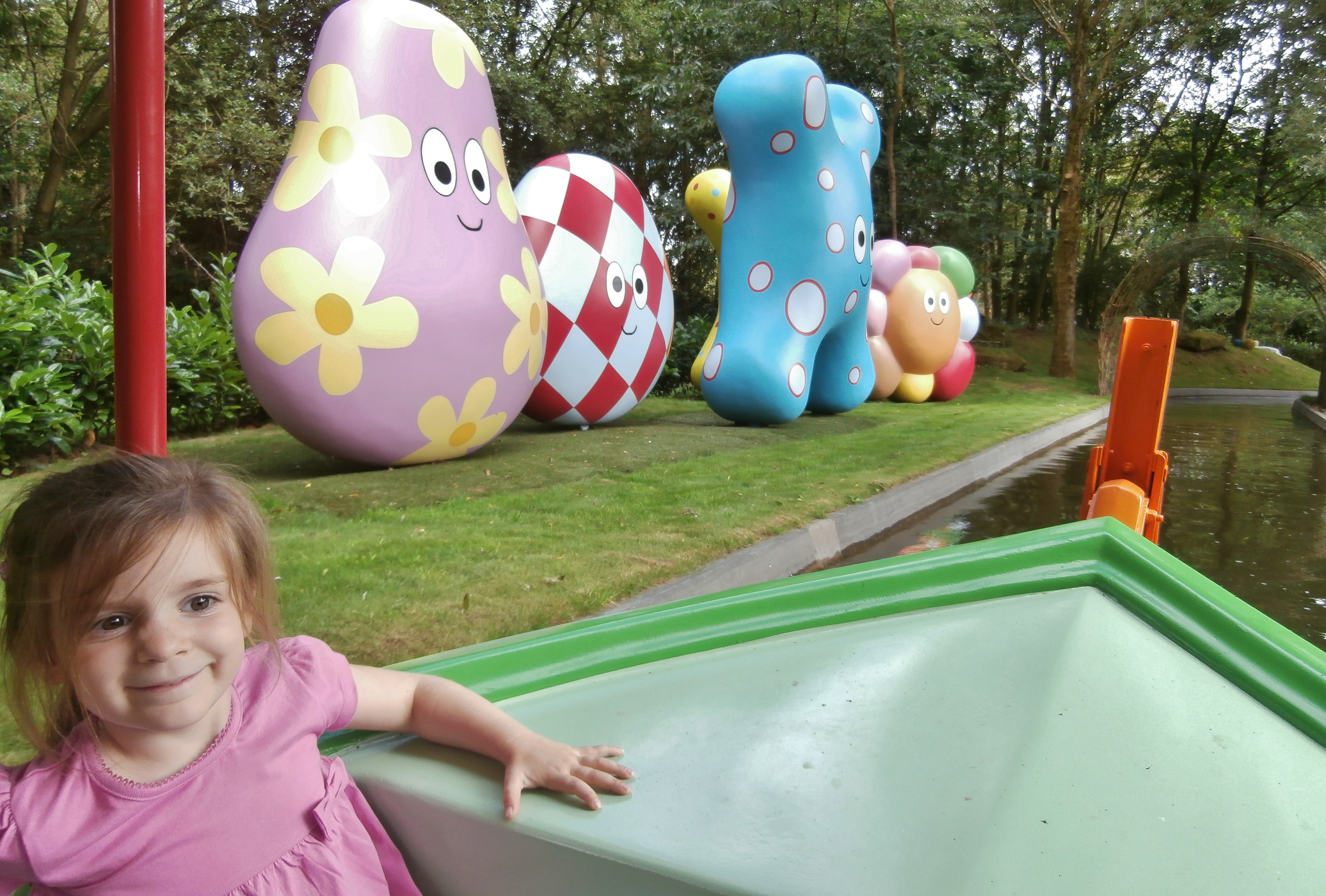 Cbeebies Land, Alton Towers, for Mail August 9 2014