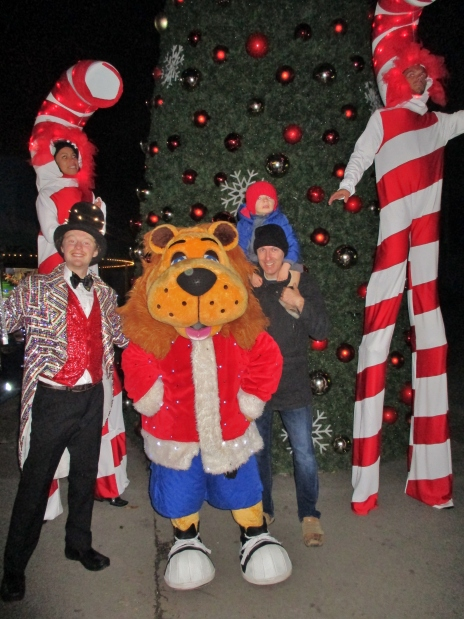 Drayton Manor Park's Magical Christmas 2017