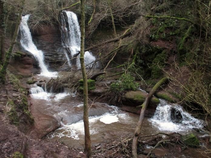 Pwyll-y-Wrach (meaning 'Witches Pond'), Talgarth