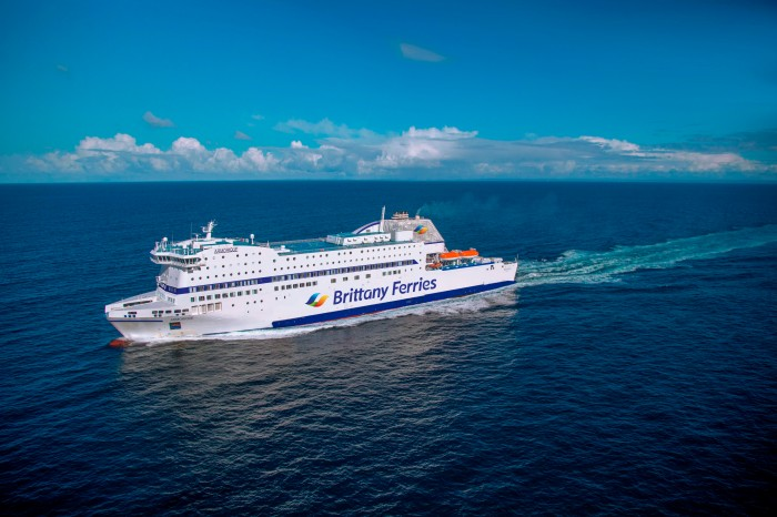 Brittany Ferries Armorique (1)